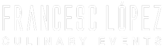 Francesc Lopez Culinary Events Logo